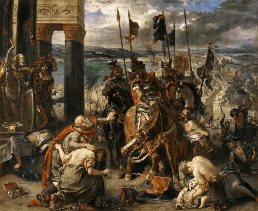 7世紀のハワーリジュ派とISとの比較