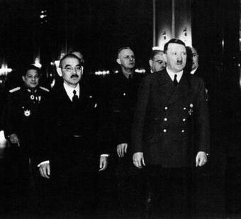 ノモンハンの勘違いとドイツの神秘的な強さが同盟を加速