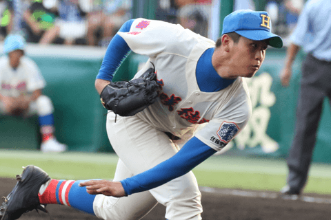 《野球太郎ストーリーズ》広島2016年ドラフト2位、高橋昂也。今夏、県37イニング無失点の152キロ左腕