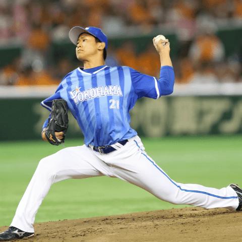 DeNA投手陣のカギを握る今永昇太(DeNA)