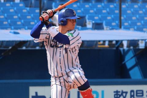 DeNA2位の伊藤裕季也は広島2位の島内颯太郎から一発。ドラフト指名選手の明治神宮大会をチェック