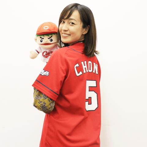 「今シーズンの期待は長野選手!」と語る及川さん。